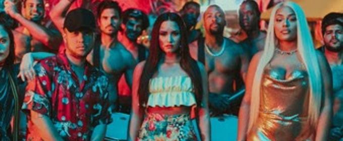 Jax Jones Unveils Video for 'Instruction' ft Demi Lovato & Stefflon Don