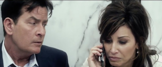 VIDEO: First Look - Charlie Sheen, Gina Gershon in First Trailer for '9/11'