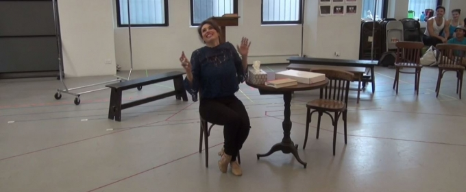 VIDEO: Lesli Margherita Performs 'Adelaide's Lament' and More Highlights from Bucks' GUYS AND DOLLS