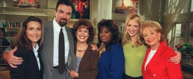 THE VIEW to Celebrate 20th Anniversary with Rebroadcast of 1997 Premiere Show