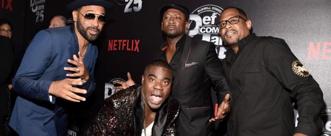 Dave Chappelle & More Set for DEF COMEDY JAM 25 Launching on Netflix, 9/26