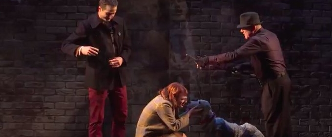 VIDEO: First Look at Goodspeed's New Musical DARLING GRENADINE