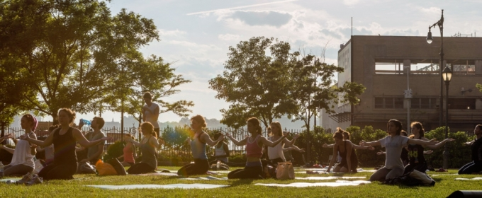 The Meatpacking District's SWEAT SESSIONS Continue Next Thursday