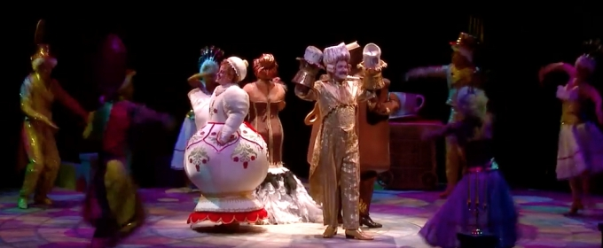 BWW TV Exclusive: Watch Scenes from Disney's BEAUTY AND THE BEAST, Featuring Christiane Noll, at North Shore Music Theatre