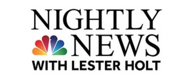 NBC NIGHTLY NEWS WITH LESTER HOLT Tops Competition for 61 Straight Weeks