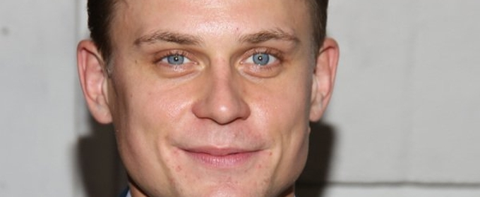 Tony Nominee Billy Magnussen Joins Cast of Disney's Live-Action ALADDIN