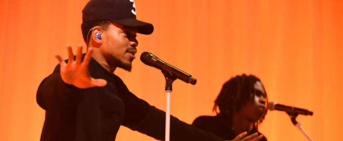VIDEO: Chance The Rapper DebutSNew UntitledSong on LATE SHOW