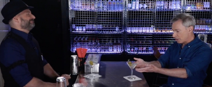 BWW TV Exclusive: BROADWAY BARTENDER Pours a Drink with THE GOVERNMENT INSPECTOR's Arnie Burton