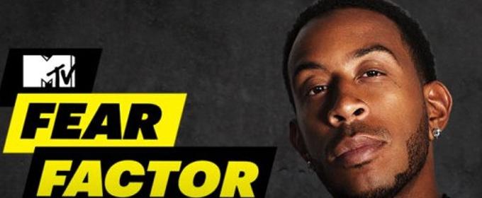 MTV Greenlights Second Season of FEAR FACTOR with Ludacris