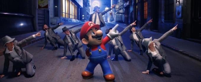 VIDEO: Nintendo's  'Super Mario Odyssey' Trailer features Broadway Razzle-Dazzle