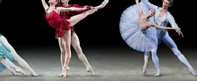 BWW Review: A Glittering, Historic Joint Production of Balanchine's JEWELS by the Paris Opera Ballet, the New York City Ballet, and the Bolshoi