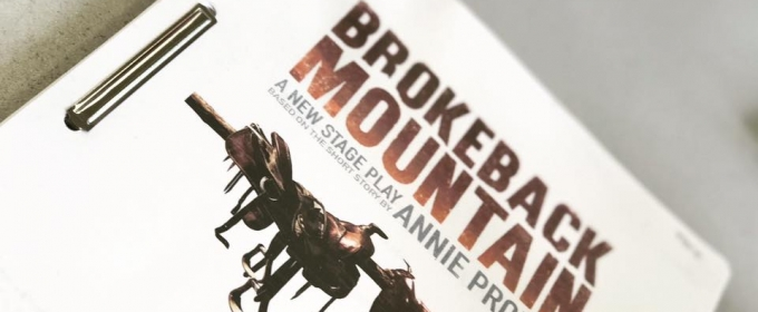 BROKEBACK MOUNTAIN Play Will Get London Workshop This Month