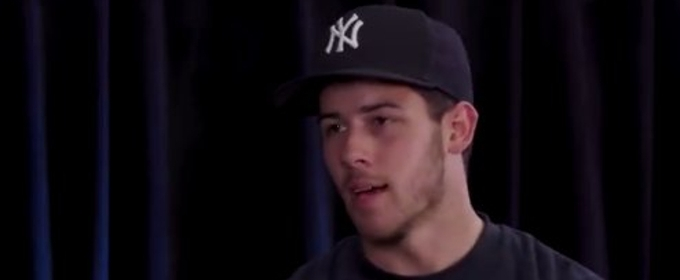 VIDEO: Nick Jonas Reveals Original Christmas Music On the Way