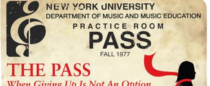 Keymedia Music Group Announces the First NYC Workshop Performance of THE PASS