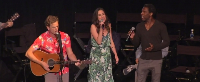 VIDEO: Go Behind the Scenes with New Jimmy Buffett Musical ESCAPE TO MARGARITAVILLE in Chicago