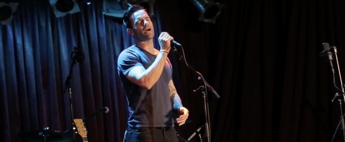 VIDEO: It's a 'Beautiful City' When Ramin Karimloo is in Town! Watch Him Sing the GODSPELL Hit