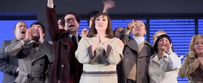 VIDEO: Watch Eden Espinosa and More Sing 'Now You Know' from MERRILY WE ROLL ALONG at Huntington