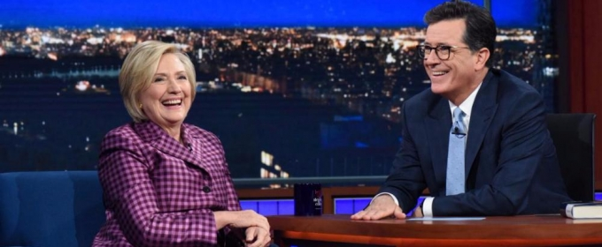 CBS's LATE SHOW Ends 2016-17 Television Year as Late Night's No. 1 Broadcast