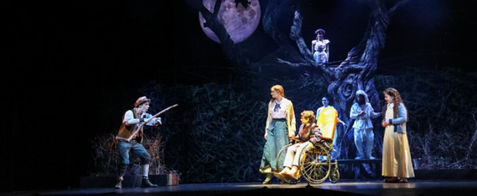 VIDEO: Director David Armstrong Discusses THE SECRET GARDEN At Theater Under The Stars