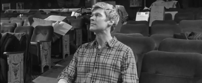 VIDEO: All My Revels Here Are Over: GREAT COMET's Lucas Steele Takes One Last Look at the Imperial