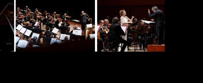 Antonio Pappano Conducts the Orchestra di Santa Cecilia in Carnegie Hall Debut