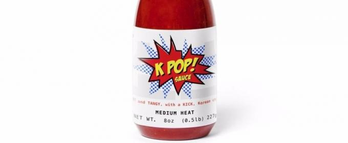 Marinas Menu: KPOP Hot Sauce Complements Fave Foods