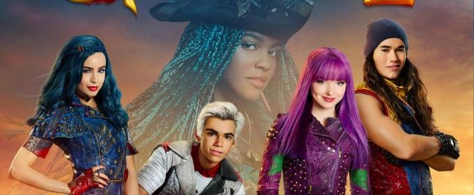Disney Channel Original Movie DESCENDANTS 2 Ranks as Top Cable TV Telecast