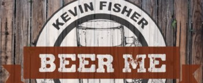 Rock/Country Songwriter Kevin Fisher Makes Recording Debut with a 12-Pack of Refreshing Tracks