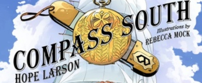 BWW Review: COMPASS SOUTH by Hope Larson