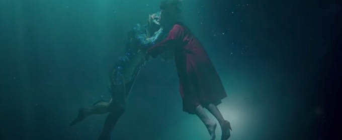 VIDEO: Watch Trailer for Guillermo del Toro's THE SHAPE OF WATER