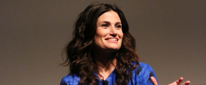 Idina Menzel Doing Workshops with New Writers; Hopes to Work with Jason Robert Brown