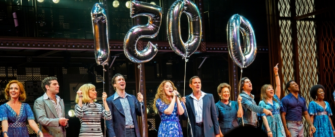 Photo Coverage: BEAUTIFUL Celebrates 1500 Earth-Moving Performances on Broadway!
