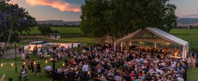 BWW Review: 2017 FESTIVAL NAPA VALLEY - An Exceptional Ten Days Pairing the Best in Wine, Food and Entertainment