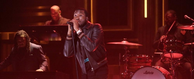VIDEO: Meek Mill and The-Dream Perform 'Young Black America' on TONIGHT