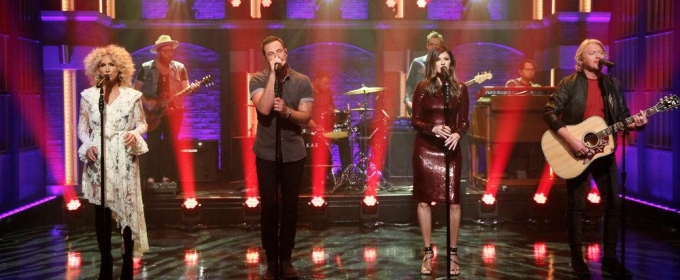 VIDEO: Little Big Town Perform New Single 'When Someone Stops Loving You' on LATE NIGHT