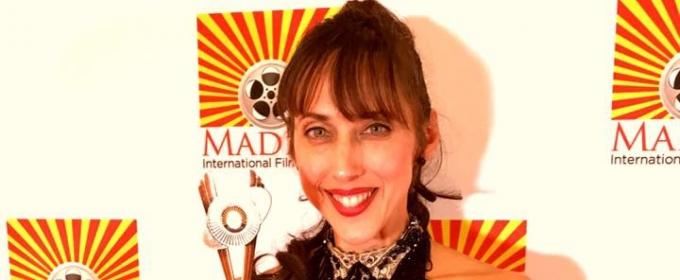 Patricia Vonne Wins 'Best Animation' at Madrid International Film Festival