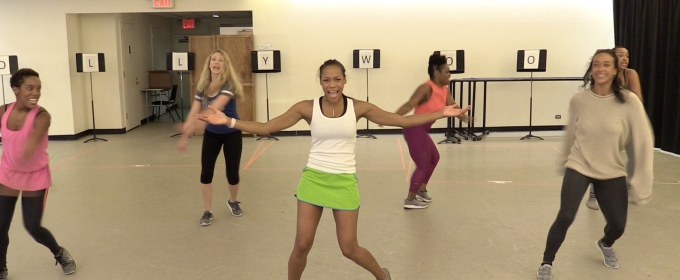 BWW TV: Nikki M. James & Company Give Sneak Peek of THE BUBBLY BLACK GIRL at Encores! Off-Center!