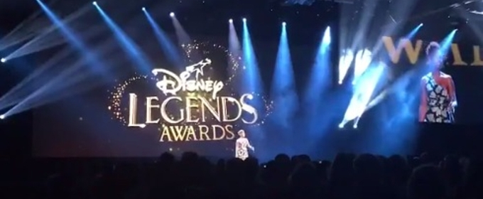 VIDEO: Anika Noni Rose Honors Disney Legends with Performance at D23 Expo