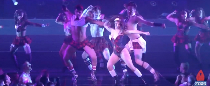 VIDEO: School Fundraiser! Watch Highlights - BROADWAY BARES: STRIP U Raises Over $1.5M for BC/EFA!