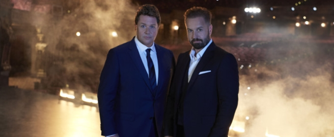 Michael Ball And Alfie Boe Kick Off Australian National Tour TOGETHER Next Week