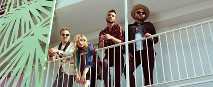 WATCH: Neon Trees Premiere Video for New Single 'Feel Good'