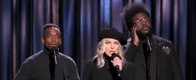 VIDEO: Black Simon & Garfunkel Sing 'My Humps' with Fergie