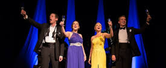 BWW REVIEW: My Way Tributes Sinatra at St. Vincent