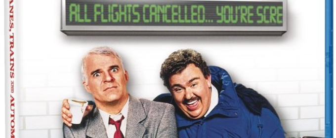 Comedy Classic PLANES, TRAINS AND AUTOMOBILES Comes to Blu-ray & DVD 10/10