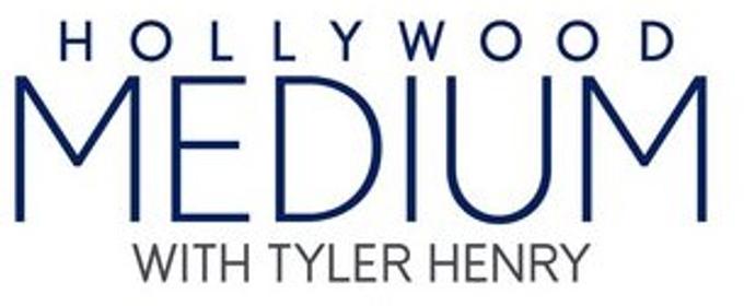 E! Renews Breakout Series HOLLYWOOD MEDIUM WITH TYLER HENRY for Season Three