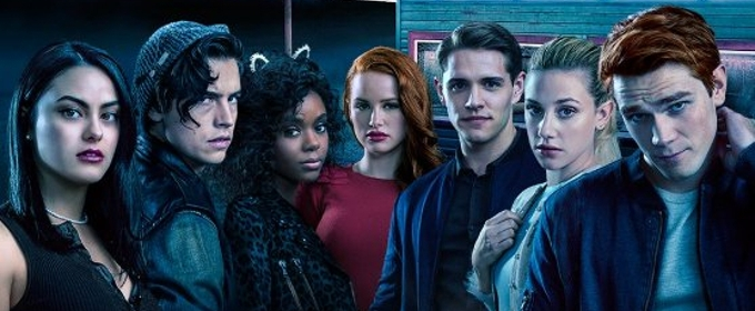 First Look - The CW Reveals Poster Art for RIVERDALE Season 2