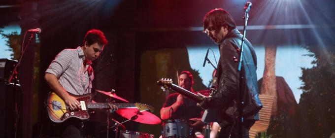 VIDEO: Wolf Parade Performs 'Valley Boy' on LATE SHOW