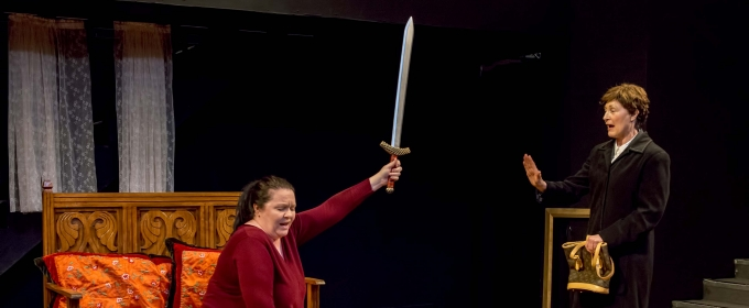 BWW Review: LETTICE AND LOVAGE at Little Theatre, University Of Adelaide