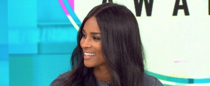 Ciara Announces Nominees for 45th AMERICAN MUSIC AWARDS on GMA