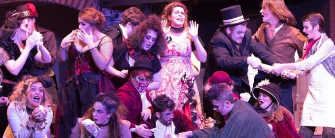 BWW Previews: SWEENEY TODD THE DEMON BARBER OF FLEET STREET at Quincy Music Theatre #AttendTheTale - Dark, Dangerous, Delicious